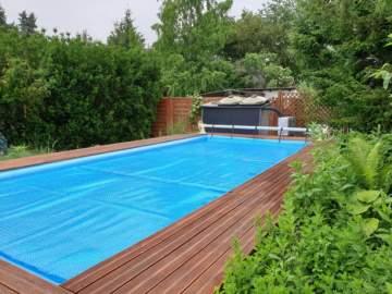 Mise en hivernage de piscine en Haute-Garonne